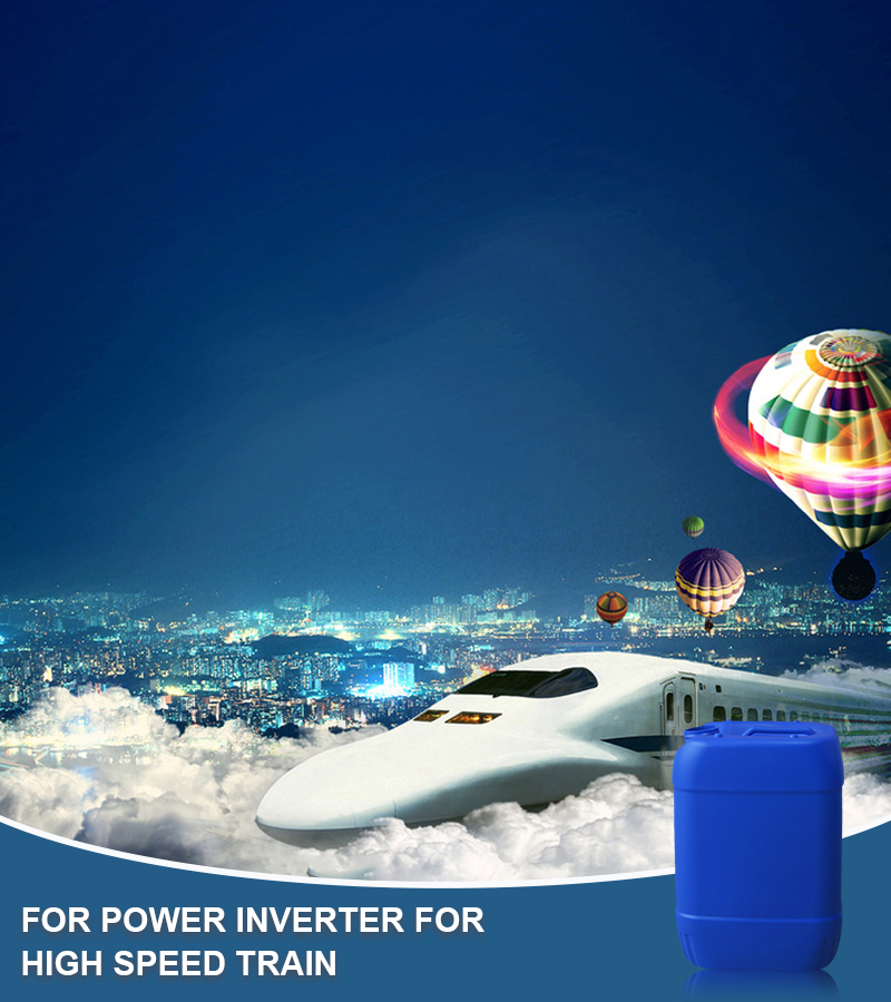 Cooling Liquid Solution for Inverter