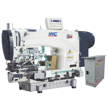 IH-639D-CSH Chainstitch Bottom Hemming Machine ThreadTrimmer