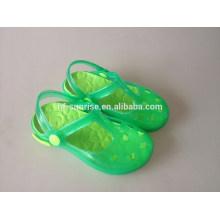 Пластиковые сандалии ПВХ подходят детская обувь дешево оптовая обувь детская обувь для детей