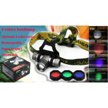 Red Green Blue Beam CREE LED Scheinwerfer