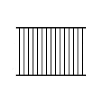2018 металлический алюминиевый забор для жилого