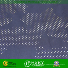 Webstoff aus Polyester Speicher mit Camouflage-Mesh-Gewebe