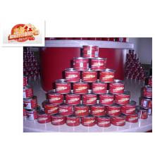 70 g * 50 28% -30% Pasta de tomate em conserva