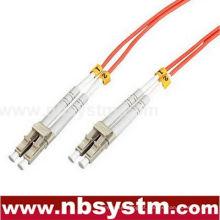 LC-LC multimodo duplex fiber lead