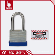 Durable and Corrosion-resistant Laminated Padlock BD-J42 with Master Key