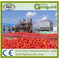 Purê de tomate automático que faz a máquina