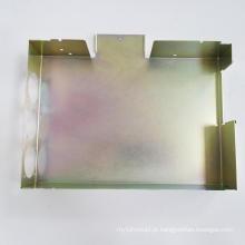 Fabricação de metal de perfuração das peças do CNC do aço SPCC