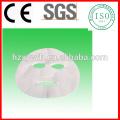 Pano de DIY ou máscara facial cosmética de papel Máscara facial cosmética de papel comprimida