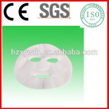 Máscara facial cosmética comprimida de la tela del paño o del papel de DIY