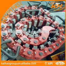 API Oilfield Type MP Flush Joint Pipe Safety Clamp