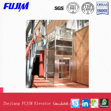 400kg Capacité 0.4m / S un Mulfonctionnel et Exquisty Accueil Ineal Elevator Villa Elevator