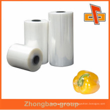 Plastic polyethylene PE protective film roll for food industrial packing manufacturer