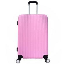 Bolso duro del viaje del equipaje de la carretilla del ABS de la venta caliente ABS
