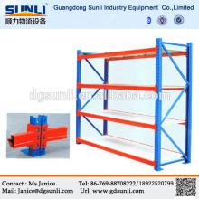 Rack de Chine fournisseur Q235B entrepôt métalliques légers Rack