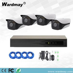 4chs 5.0MP IP Starlight IP Camera Security Kit