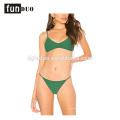 2018 femmes sexy bikini vert personnalisé bikini mode maillots de bain 2018 femmes sexy bikini vert personnalisé bikini mode maillots de bain