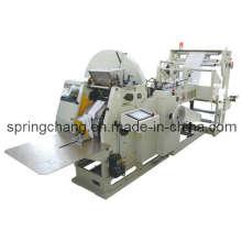 Máquina automática de fabricación de bolsas de papel de alta velocidad (WFD-400)
