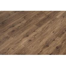 Installation facile d'aspect en bois de plancher de planche de vinyle de PVC