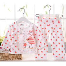 Combed Cotton Underwear Sets Infant Clothes
