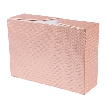 Пользовательский креативный дизайн Expand Flip Gift Packaging Box