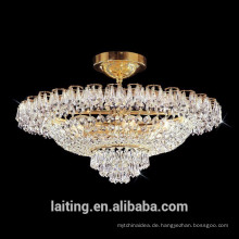 Eygpt Kristall hängenden Decke Kronleuchter Lampe Vintage Flunh montiert Lichter 51137