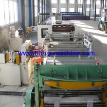 Linha de fabricação de barril de aço da seção frontal