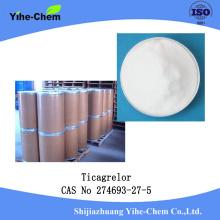 API/Pharmaceutical Grade Ticagrelor 274693-27-5 GMP ISO