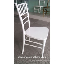 Top china chiavari steel chair for wedding