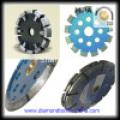 Discos de diamante Tuck ponto para o mármore granito pedra corte com bom trabalho eficiente