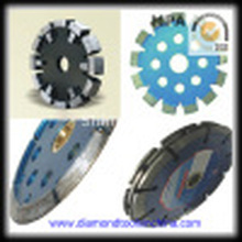 Diamond Tuck Point Blades for Marble Granite Stone Cutting with Good Working Efficient