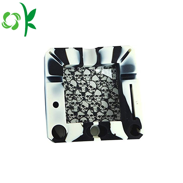Silicone Ashtray 4