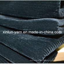 Tissu en tricot en Flocage en Polyester 100% Polyester pour Sofa