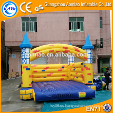 Pequeño castillo inflable del salto del castillo inflable del interior