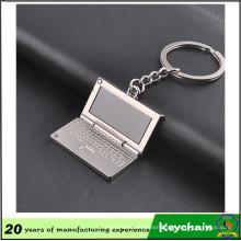 2016 Attractive Metal Charms 3D Laptop Key Chain