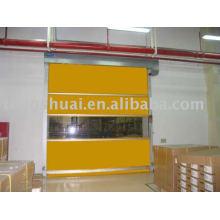 puerta de persiana enrrollable de PVC