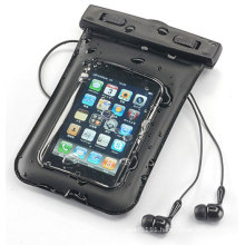 Durable Lock Sealed Swimming PVC Waterproof Mobile Phone Case (YKY7203-1)