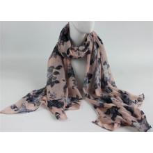 Печатный шарф / леди Шарф / Полиэфирный шарф / Женщины