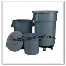 P277 New Quality Recycle Round Container
