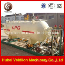 Cylinder 50, 000liters LPG Filling Station Hot Sale in Nigeria