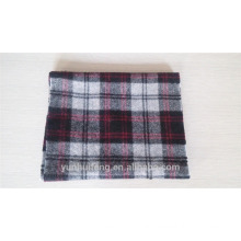 Scottish style wool scarves