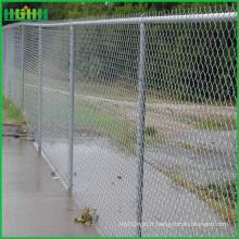 2016 Haute qualité 25 ans abrite la clôture de lien de chaîne de terrain de baseball