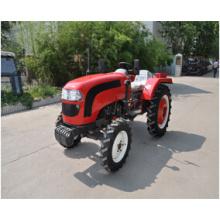 16HP 4WD mini agricultura tractor de la rueda / tractor agrícola / maquinaria agrícola