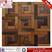 China-Fabrikprodukthausdesignholz-Bodenbelagfliese