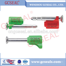 Alibaba China Supplier Plastic Plastic Tamper Proof Container Bolt Seal