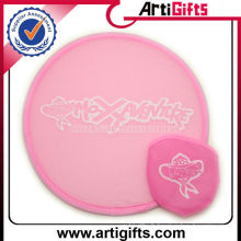 2014 Disque volant publicitaire en polyester frisbee