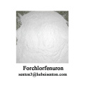 White Crystalline Solid Forchlorfenuron สีขาว
