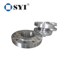 ANSI DIN EN BS JIS ISO Standard Forged Steel Slip On Flange for Oil Gas Pipeline