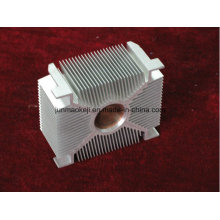 Alumínio Converter calor radiador para carro / auto