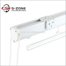 Raffrollo-Rollfenster Aluminium-Vorhangschiene