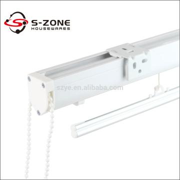 LM-01-01 plastic roman blind curtain track